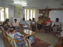 Meeting in Kolkata