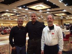 Hector, Bruce & Dennis in Colorado