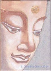 Gold & Silver Buddha