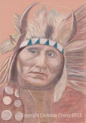 Little Horse, Chief of the Oglala