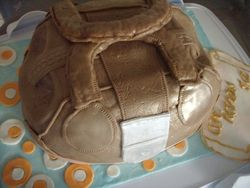 Doctor's Bag Cake