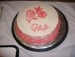 GAA Red Velvet Cake