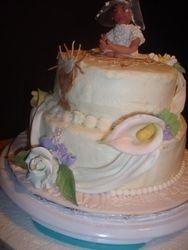 Eaden's First Holy Communion Cake