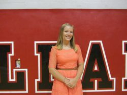 2013 Class of 1975 Scholarship Recipient - Morgen Turner