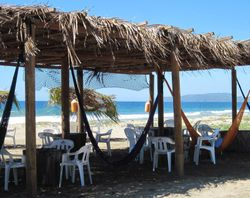Oceanfront Palapa