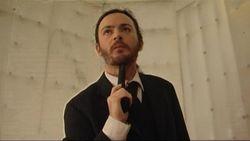 Ciaron Davies, Irish actor, Hamlet