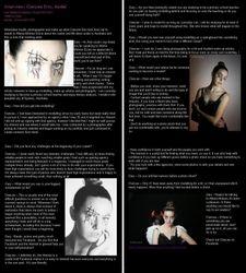 Alteria Motives interview, June 2012