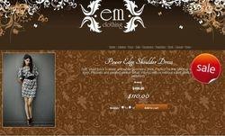 Em Clothing, online Catalogue, 2010