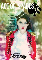 Cover of Ace of SPADES Magazine, May 2014