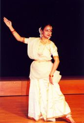 Bratati performing at Nuremburg, Germany, 2000