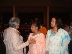 Pandit Birju Maharaj, Ms Saswati Sen & Bratati