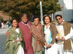 With Pandti Chitresh Das - San Francisco