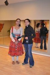 Bratati with Rebecca Shier [NPR Radio]