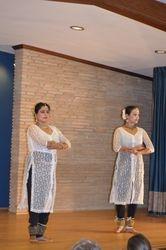 Gandhi Temple performance with Mrs. Madhumita Roy