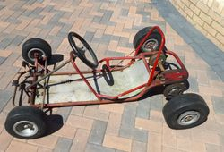 McCulloch Style Kart