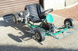Paul Fletchers Last Bitsatube, came as rolling chassis