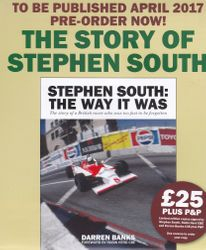 The Story of Stephen South - BOOK FOR SALE