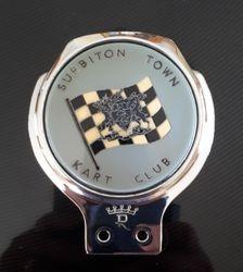 SURBITON TOWN KART CLUB BADGE