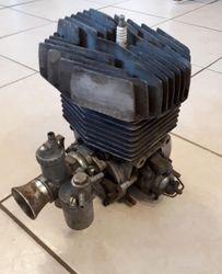 Komet K33 with Dellorto Carb & Pump - Found in Sutton