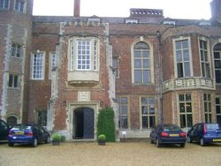Madingley Hall, Cambridge