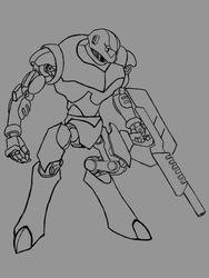 Xenos Robot Design 1