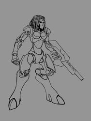 Female Robot Design