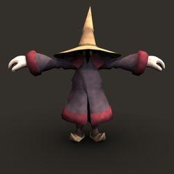 Final Fantasy IX Black Mage