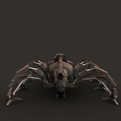 Rhino Beetle Bug Walker