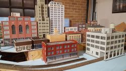Initial Layout - Downtown St. Charles