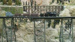 El Diablo Canyon Bridge