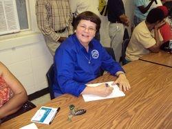 EPA Region 4 Representative Karen Knight