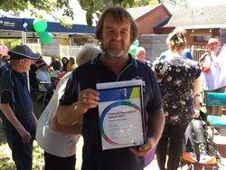 Paul Shaw Codgers Member Award Winner