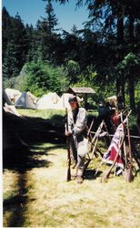 Silver Falls, July 1991