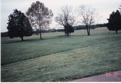 A view of part of the Stones River battlefield