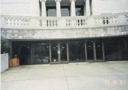 The cyclorama building at Atlanta, Georgia
