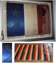 The Texas Brigade's brigade guidon