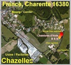 Map of Le Coin de Jeammet