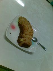 Baking (Banana Cake)