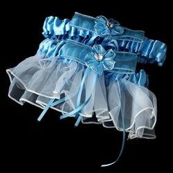 Light Blue Garter