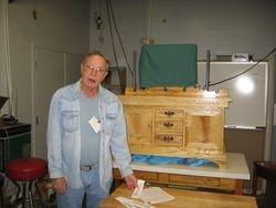 Glen Blake's box
