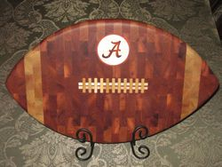 Alabama Football Cutting Board