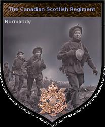 The Cameron Scottish Regiment