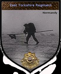 East Yorkshire Regiment (UK).