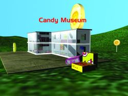 Melissa in Candyland / 2003