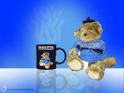 Cookie Bear with Mug