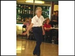 Pat Cosgrave Instructor Feilding Country Line Dancers