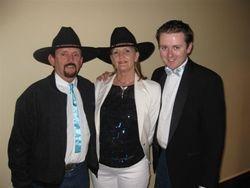 BRUCE, GWEN & BRETT