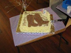 Susan's Birthday Cake