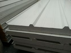 Trimdeck roof panels