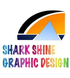 Shark Shine Graphic Design